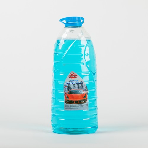Winter screenwash  -25 ℃ Bubble Gum ТАЙГА 5l